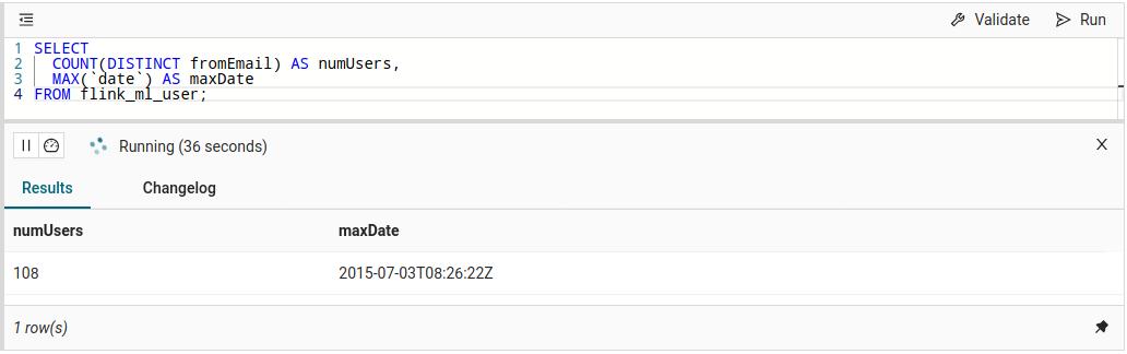 Apache Flink SQL Optimization-Ververica Platform