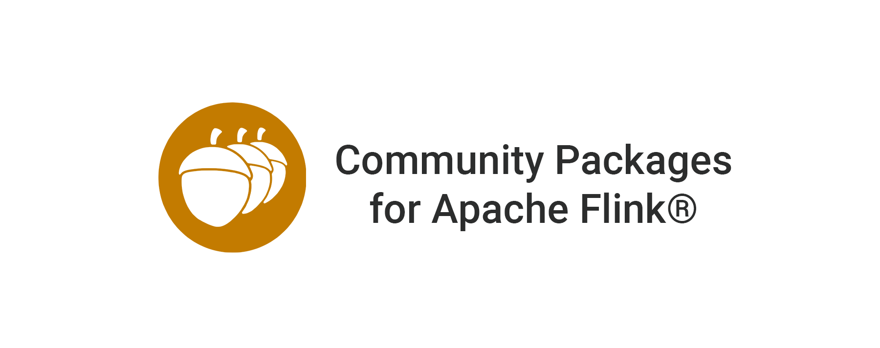 Community-packages-apache-flink