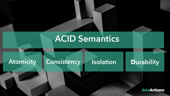 acid guarantees, acid transactions, acid semantics, transaction processing