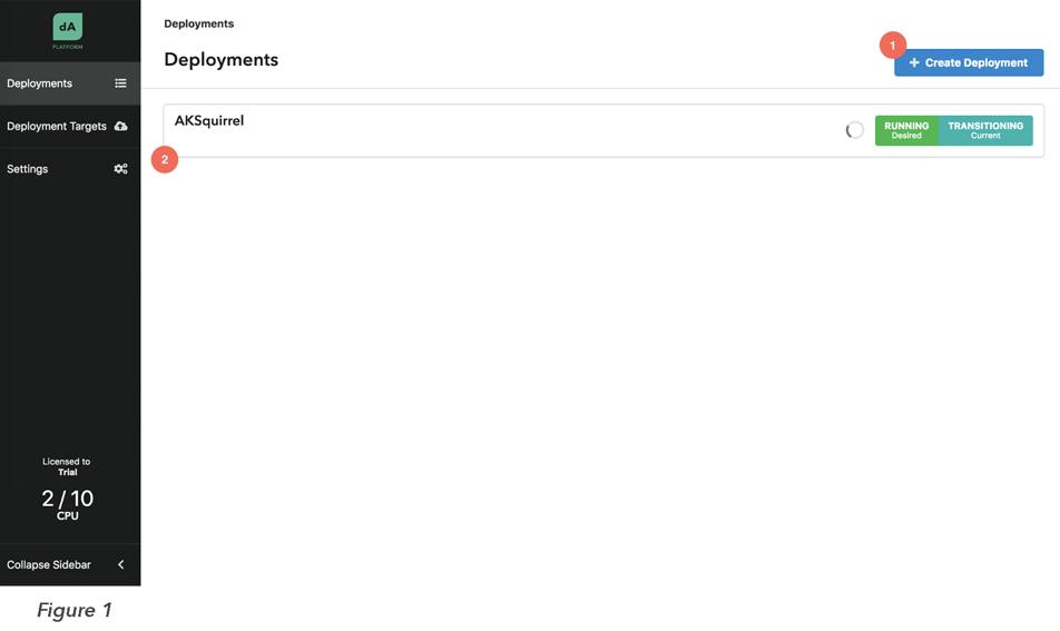 Getting Started with Ververica Platform on Azure Kubernetes
