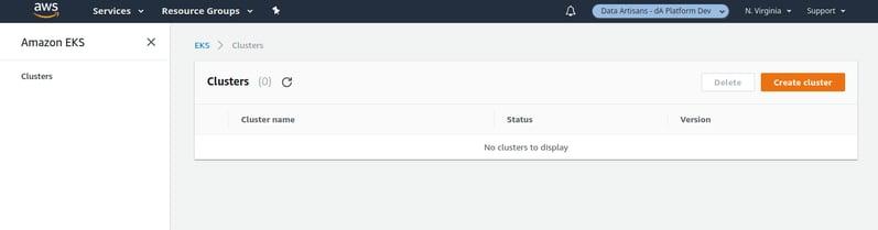 AWS Cluster
