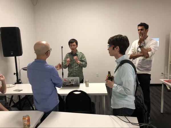 Flink meetup, Flink at Uber, Uber data engineering