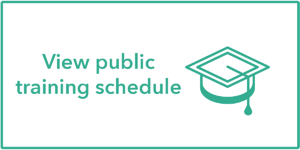 Public-training-schedule