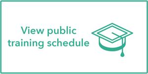 Public-training-schedule