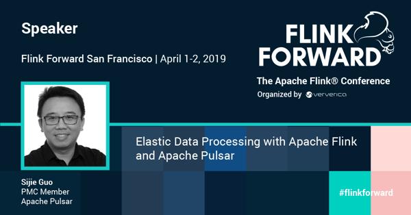 Flink Forward, Apache Flink, Apache Pulsar, Ververica, stream processing