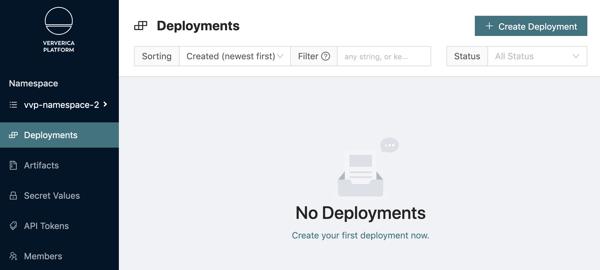 Ververica Platform, Deployments, Kubernetes, Openshift, Apache Flink