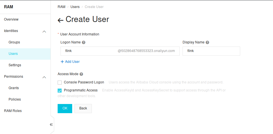 Ververica Platform, Alibaba Cloud, image 5