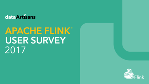 Download Results of the Second-Annual Apache Flink® User Survey