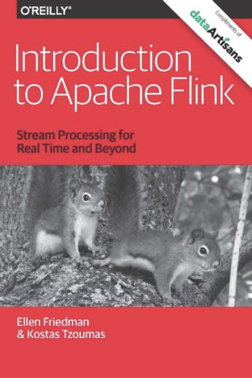 Apache Flink book download