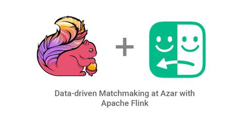 Data driven Matchmaking, Azar, Flink, Apache Flink, Use Case, event streaming