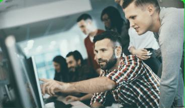 Internal team establishing an organization's streaming platform