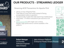 data Artisans Platform: Enterprise-Ready Stream Processing with Apache Flink