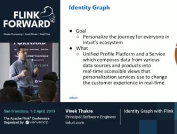 Building Financial Identity Platform using Apache Flink