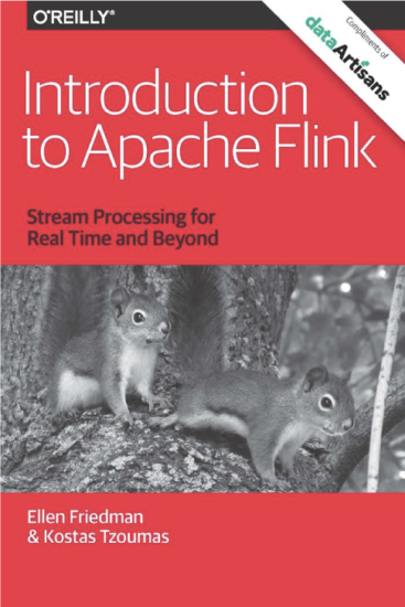 Download Your Complimentary Copy of Introduction to Apache Flink